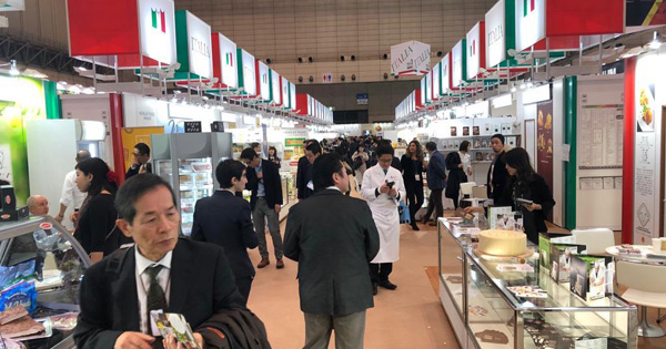 16 AZIENDE SICILIANE A FOODEX JAPAN