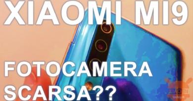 Xiaomi Mi9: La fotocamera è davvero scarsa? – XiaomiToday.it