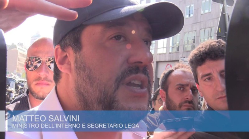 Governo, il lapsus di Salvini: 'Avanti altri 4 mesi. Scusate, 4 anni'