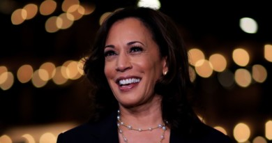 A Trump Attacked Kamala Harris — And Other Democrats Are Calling The Racism Out
