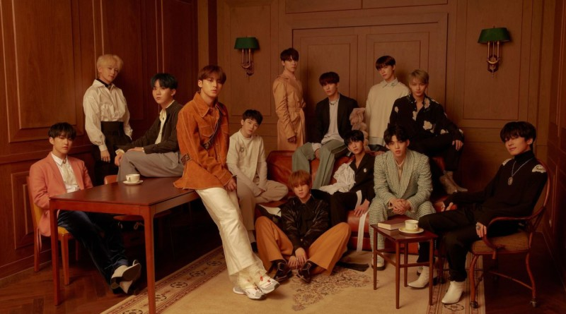 K-pop Group Seventeen Are Growing Up With Their Fans
