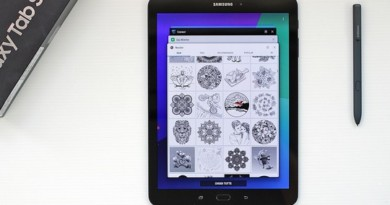 Samsung Galaxy Tab S3 e Tab A (2017) iniziano a ricevere Android Pie