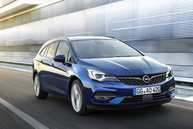 Opel Astra Sports Tourer prova, scheda tecnica, opinioni e ...