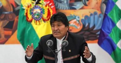 Bolivia, Morales si proclama vincitore
