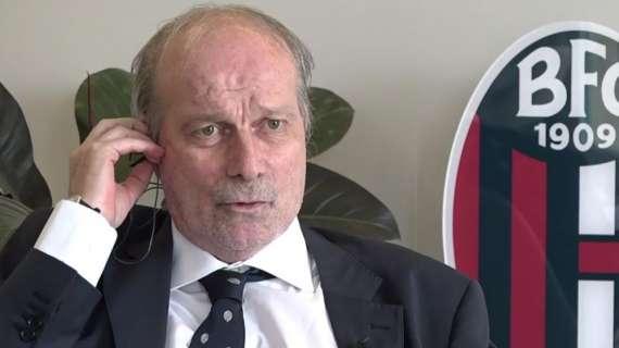"Bologna, Sabatini apre a Ibrahimovic: ""Verrebbe ad aiutare Mihajlovic"""