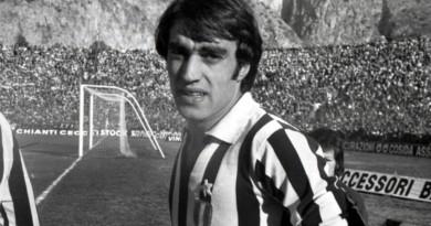 Addio ad Anastasi. Centravanti che fece grande la Juventus