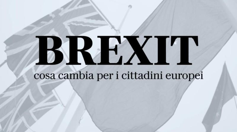 Brexit, cosa cambia per i cittadini europei