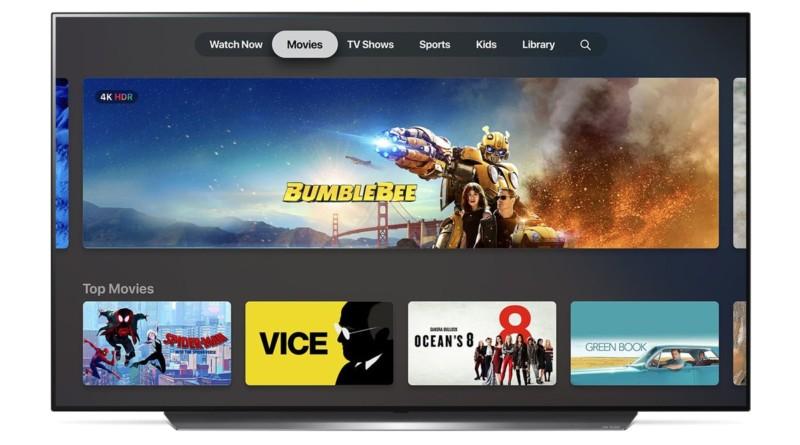 LG ed Apple TV, Dolby Atmos dal 2020