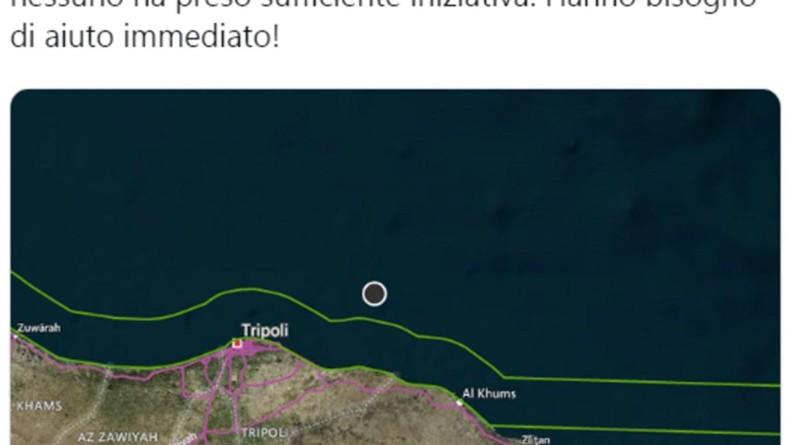 """Migranti, Alarm phone: """"In 90 alla deriva e la Libia non interviene"""""""