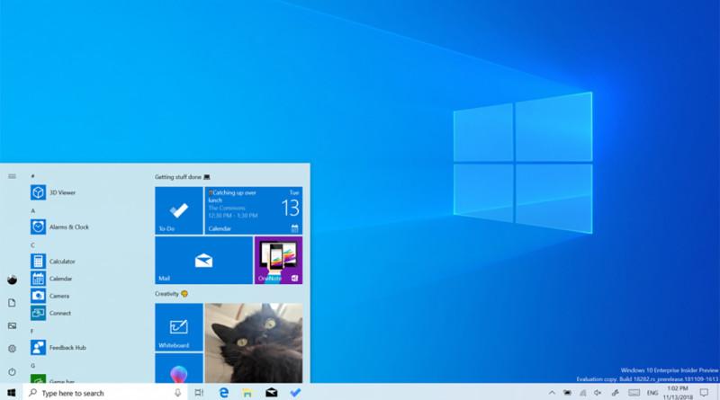 Windows 10 20H1, disponibile al download le ISO della RTM. Ecco come scaricarle e le novità