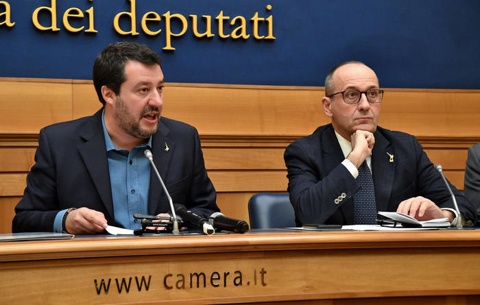 Coronavirus:Salvini, così non votiamo dl