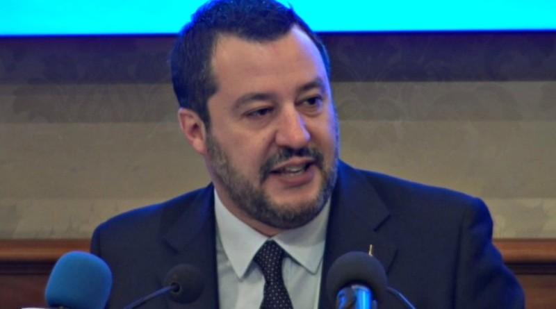"""Coronavirus, Salvini: """"Voteremo decreto? Dipende se saremo o meno coinvolti"""