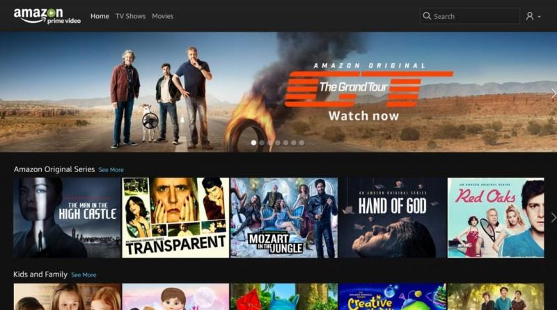 Amazon Prime video gratis per la zona rossa | Coronavirus