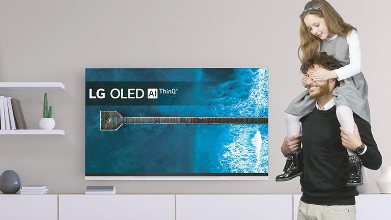 LG, nuova promozione: fino a 200 euro con l'acquisto di un TV OLED