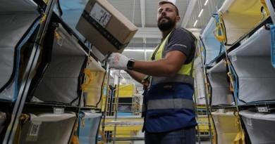 Coronavirus, Amazon assume 100mila persone per le consegne