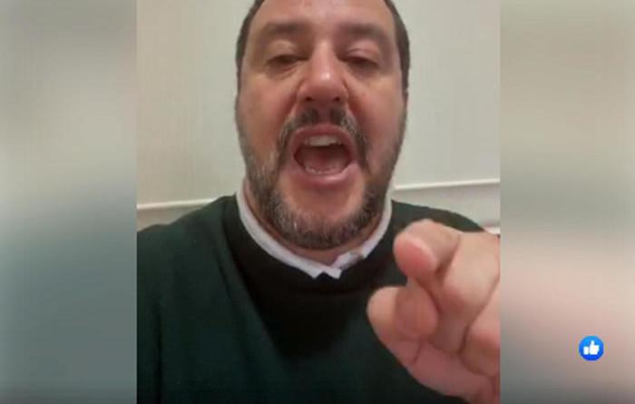 Coronavirus: Salvini, rischiato collasso