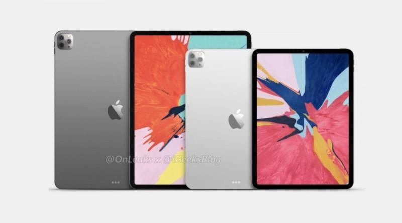 Apple, sul sito cinese spuntano quattro nuovi iPad Pro: due da 11, due da 12,9 pollici