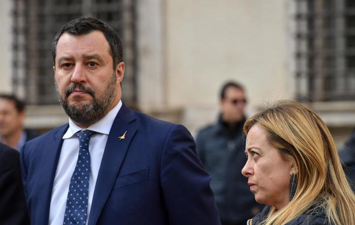 Salvini, stasera c.destra a P.Chigi
