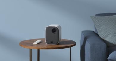 Xiaomi Mi Smart Compact Projector: il proiettore a LED compatto con Android TV 9.0