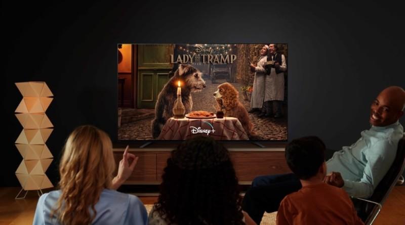 Disney+: tutti i TV LG, Samsung e Sony compatibili con l'app