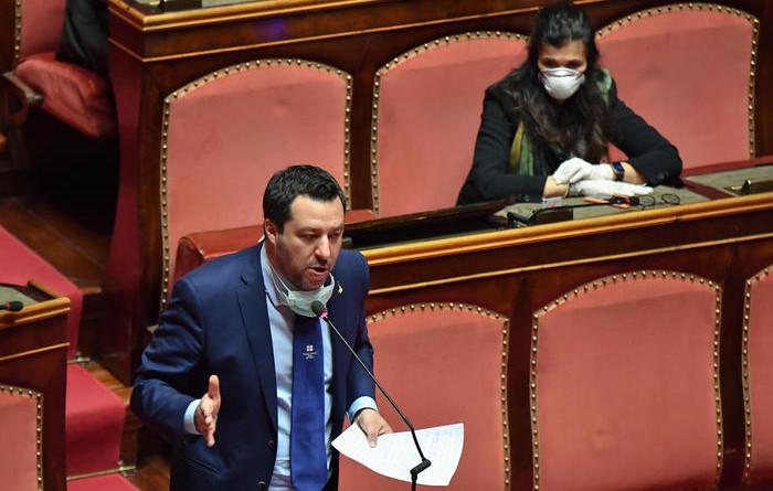 Salvini,per ricostruire servono tutti