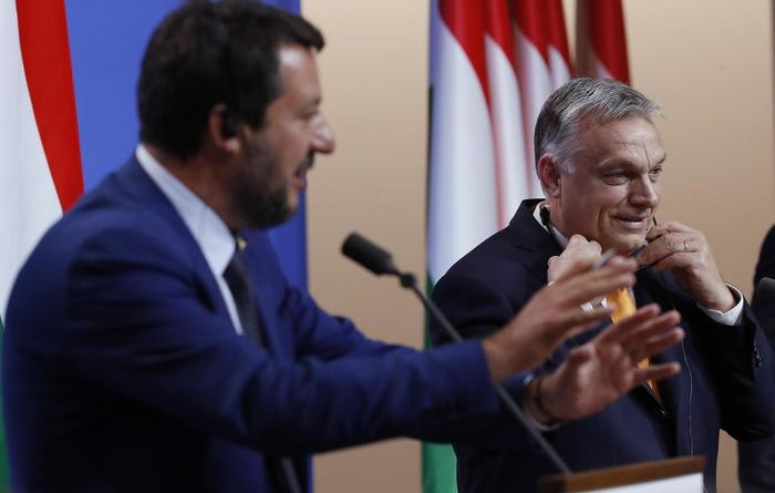 Salvini, polemica su Ungheria è surreale