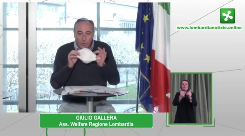 Coronavirus, Gallera: 'Calano ricoveri in Lombardia ma la situazione è preoccupante. Più morti dei numeri certificati'