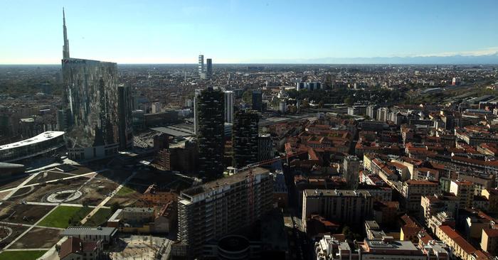 In Lombardia meno ricoverati, 297 morti