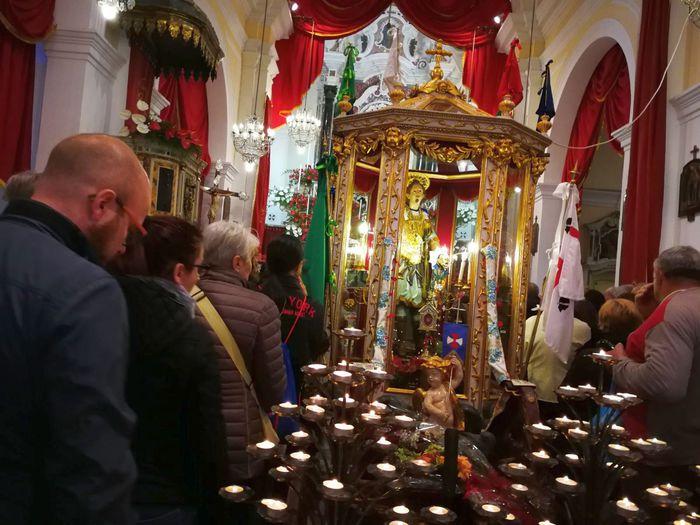 """Coronavirus: al lavoro per salvare il """"voto"""" a Sant'Efisio"""