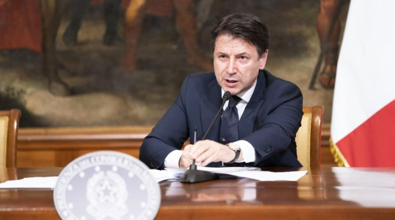 Coronavirus: Conte, allentare regole fiscali o fine Ue