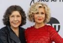 Coronavirus: Tomlin Fonda per Grace Frankie live