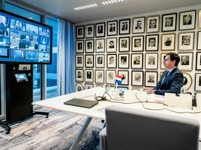 Eurogruppo: il Mes, gli eurobond e l'Olanda da convincere. Un possibile compromesso